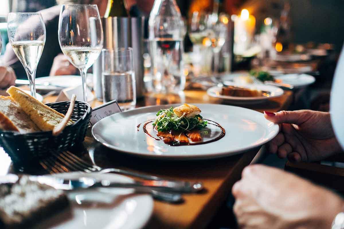Google My Business für Gastronomie
